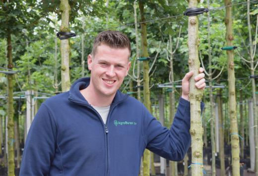 Each 2 months, Joep Jansen of Agroburen in Tiel, gives you usefull tips.