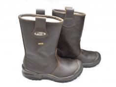 Grisport boot 70249C S3 dark brown