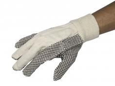 Working glove Polkadot